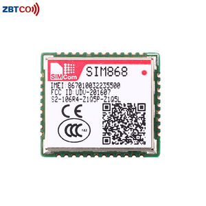 SIM868 Quad-Band GSM/GPRS+ GNSS module with a good price