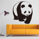 Lovely China Panda Animal PVC Wall Sticker Home Decor For Kids