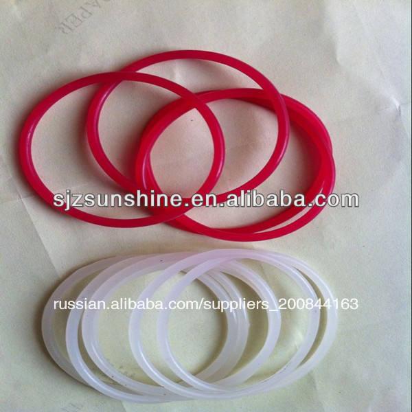 красочный силиконовой o- кольца