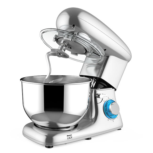 1400W power stand mixer kenwood electric food mixers with 6.0L stainless steel mixing bowl dough kneading machine home used