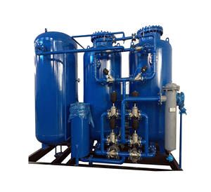 Gas Generating Industrial Oxygen Filling Station