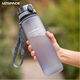 Graphic Customization Water Bottle Manufacturing Companies 1000ml Large BPA Free Water Bottle Non-Toxic 1 Liter 32 Oz Free Sample Water Bottle With Handle