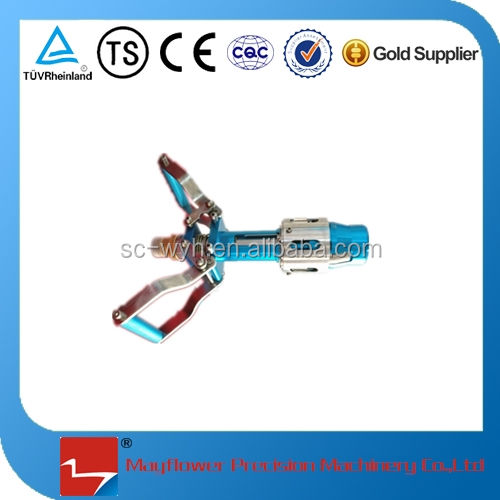 low cost high quality LNG Ti-6Al-4V LNG Filling equipment refuel nozzle