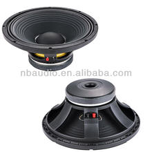400 Watts big bass subwoofer speakers horn subwoofer bass horn speaker