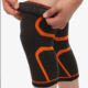 Weight Knee Sleeves Basketball/Volleyball Compression Custom Weight Lifting/Powerlifting Knee Sleeves