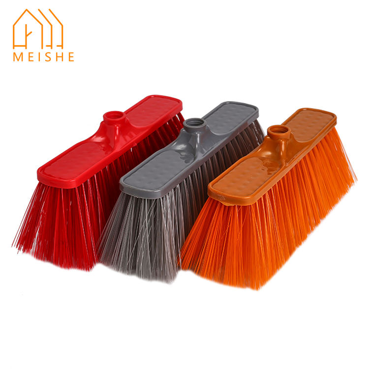 cleaning tools plastic material new design broom head