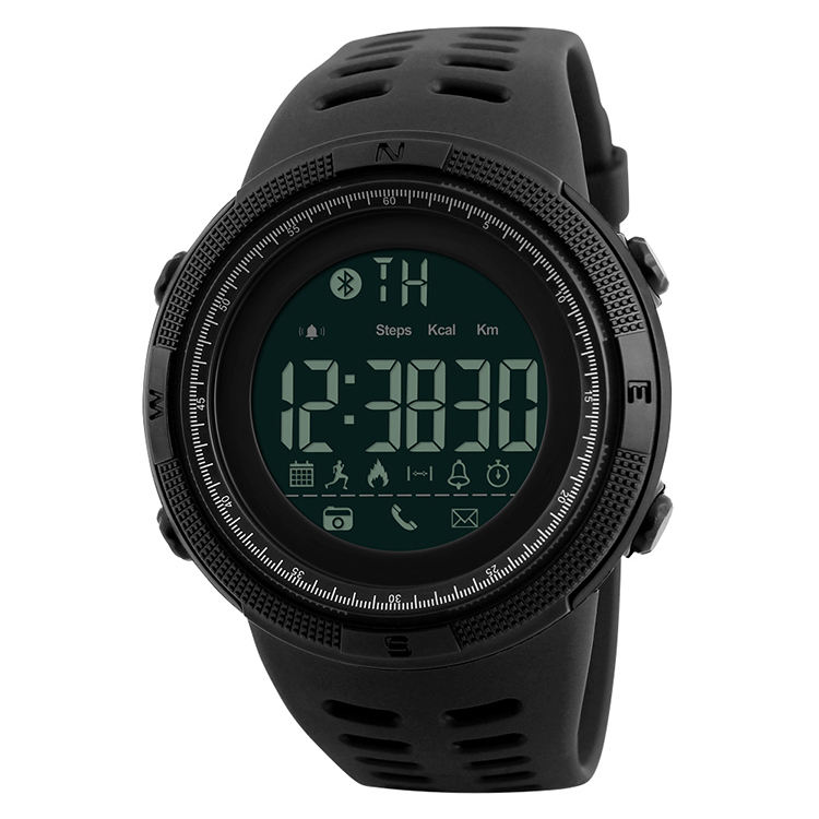 Hot sale 1250 Skmei original manufacture pedometer waterproof smart watch