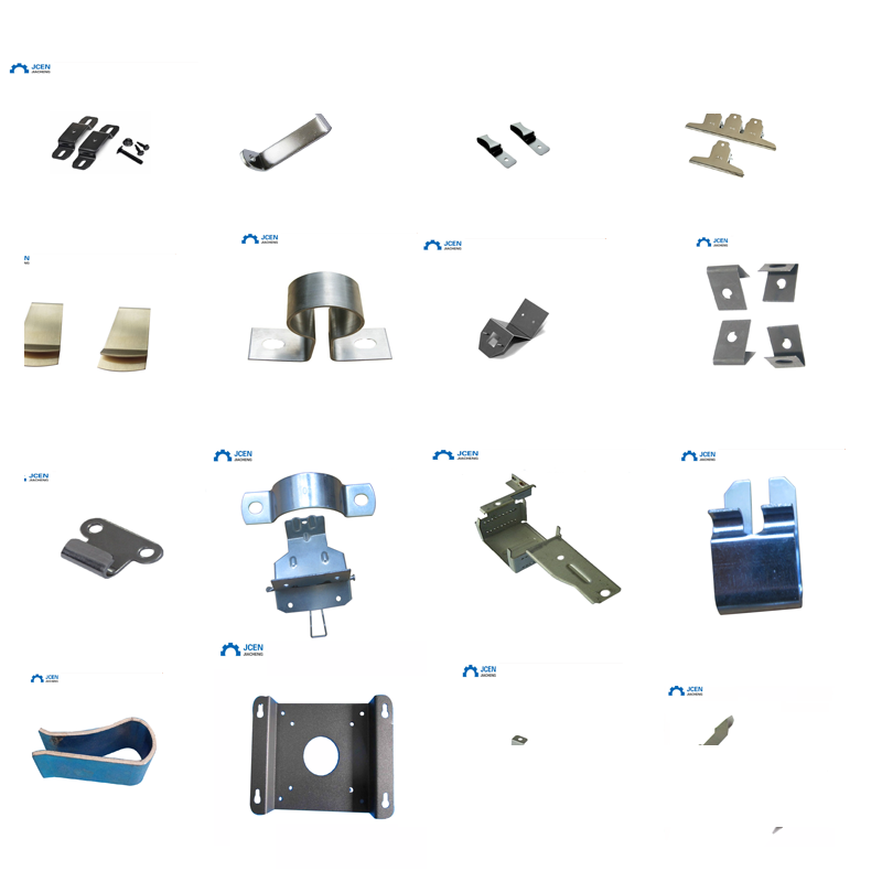 Customized Tube Clip or Clamp Metal Stamping Parts Supplier in China