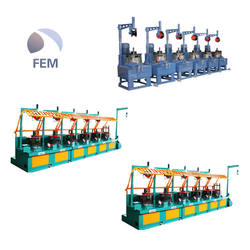 Steel Nail/binding Wire Iron/Low carbon Pulley Wire drawing machine