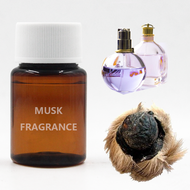 Deer musk oil fragrance perfume basic oil for daily products