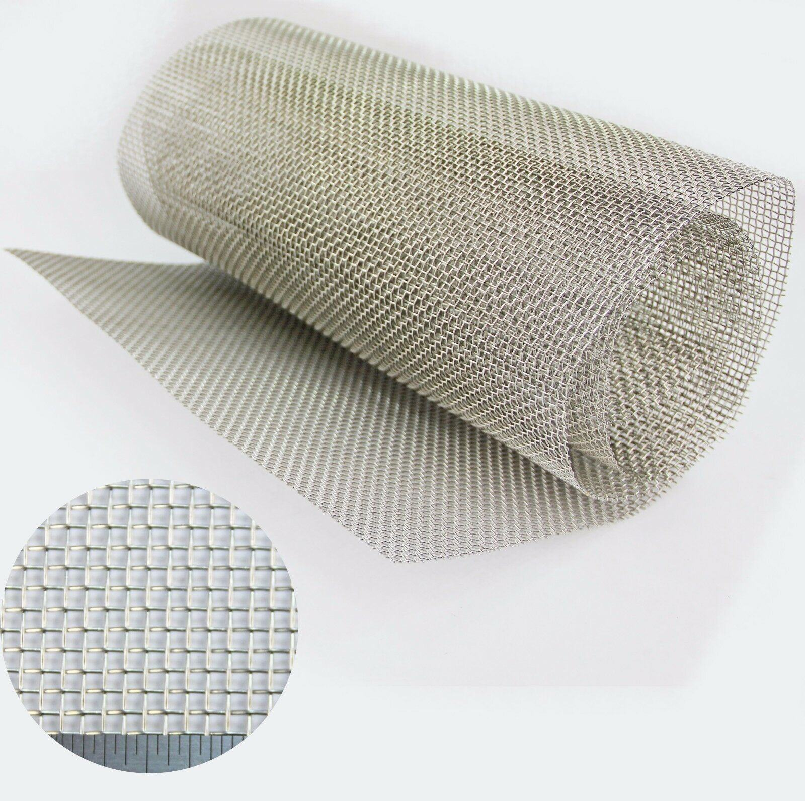 Resistant Stainless Steel Fine Filter Wire Mesh Screen