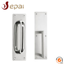 Metal kick plates for fire door stainless steel door strick plate and push plate