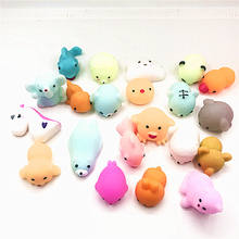 Wholesale Squishies Slow Rising Rubber Mochi Squeeze Silicone Anti Stress Toys