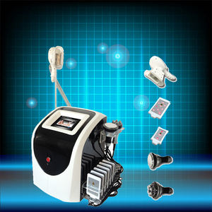 Best seller! beauty cryolipolysis + vacuum +RF ultrasonic fat removal machine Y-1217