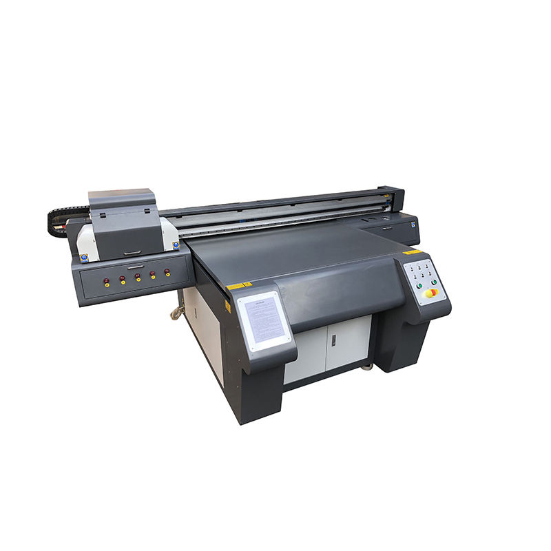 YC1313 Multi Kleur Digital Printing LED UV Inkjet Flatbed Printer