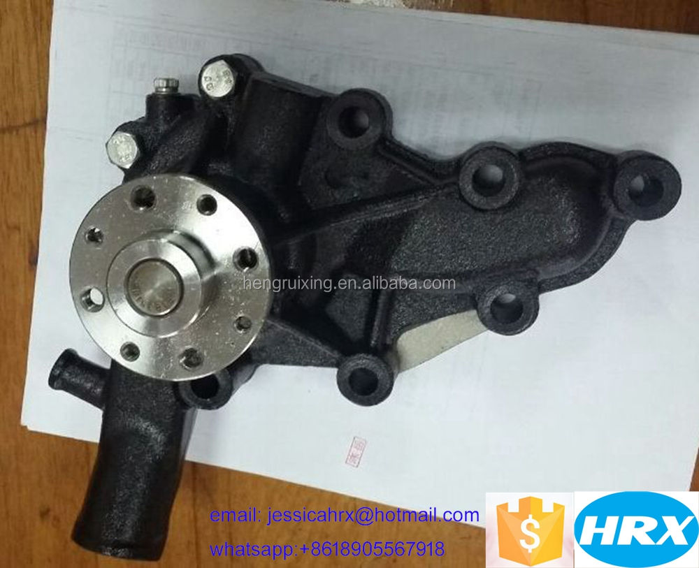 forklift engine spare parts for Isuzu C240 engine water pump 8-94376832 5-13610-057-0