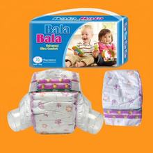 Private label little cute angel baby diapers indonesia
