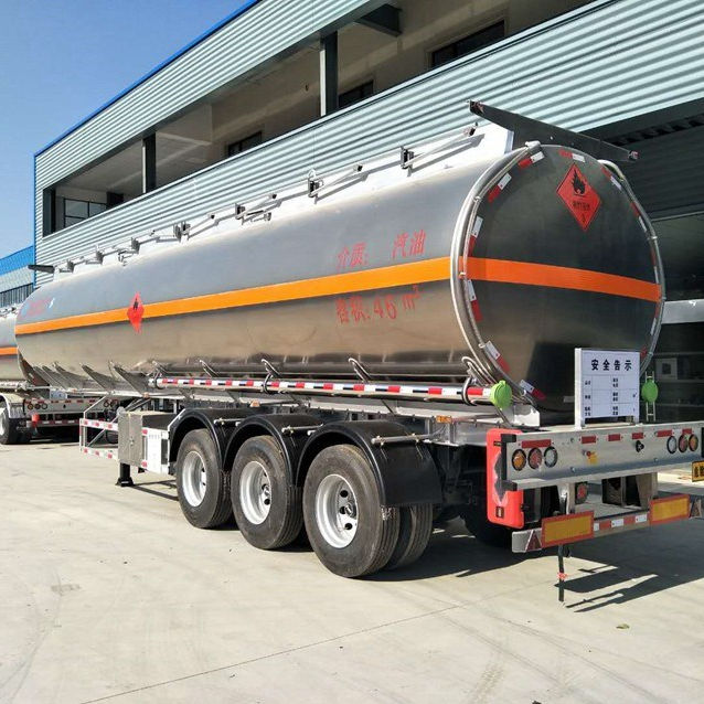 Axit Sulfuric Axit Hydrochloric Axit Photphoric Tank Container Trailer Xe Tải Xe Tải