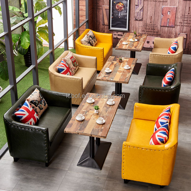 new design cheap restaurant booths cafe furniture fabric restaurant booth sofa designer R1737