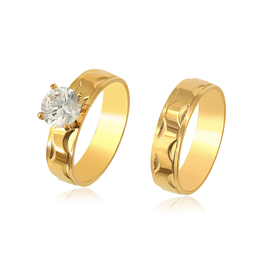 R-148 XUPING women rings jewelry fashion rings jewelry big stone gold ring designs