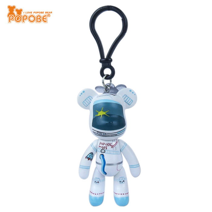 2019 POPOBE New Design Luxury Souvenir Gift With Custom Logo Keychain Wholesale