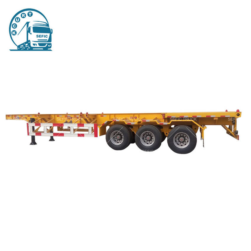 NEW Truck Chassis Frame 40ft skeleton semi trailer