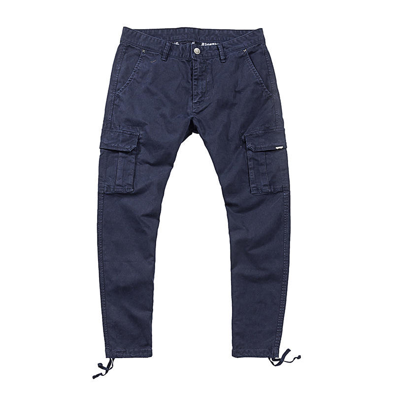 Men's Fashion Pants Slim And Comfortable Trousers For Men Cargo Pants