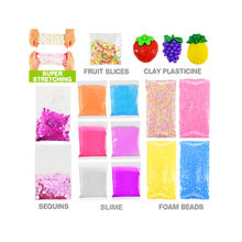 All Saints' Day Christmas Kid Gift Wholesale Slime Clear Diy Supplies Unicorn Slime Kit Ultra Slime for Kids