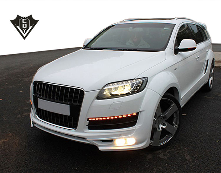 Per Audi Q7 wide body kit Je-design del corpo kit per Q7
