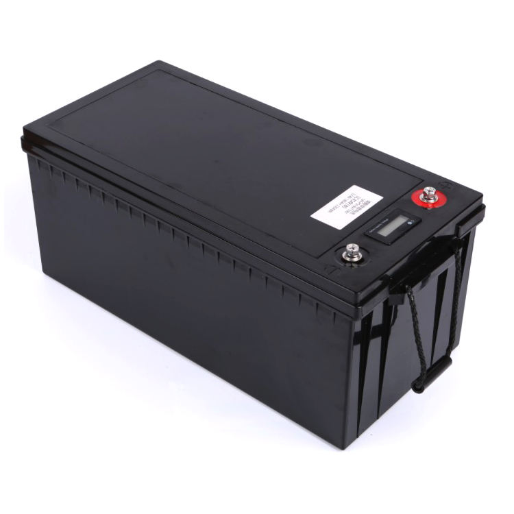 Deep cycle lithium ion battery 200AH 12v lithium battery lifepo4 for Inverter/Solar system/AGV car