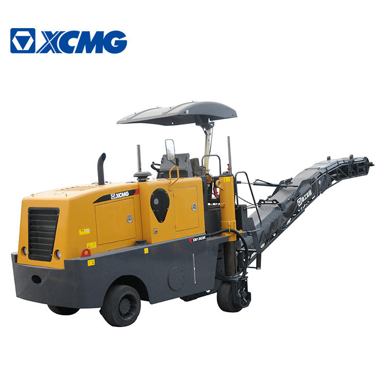 New XCMG cold milling machine XM1303K 1.3m width road maintenance equipment