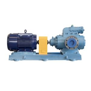 High quality Lube Oil Pump high flow Fuel/Crude/Heavy Diesel Transfer Oil Pumps for Power Plantsump