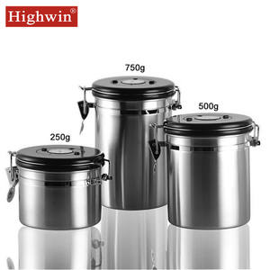 Promotional Wholesales Made In China Tea Coffee Suger Canister Sets