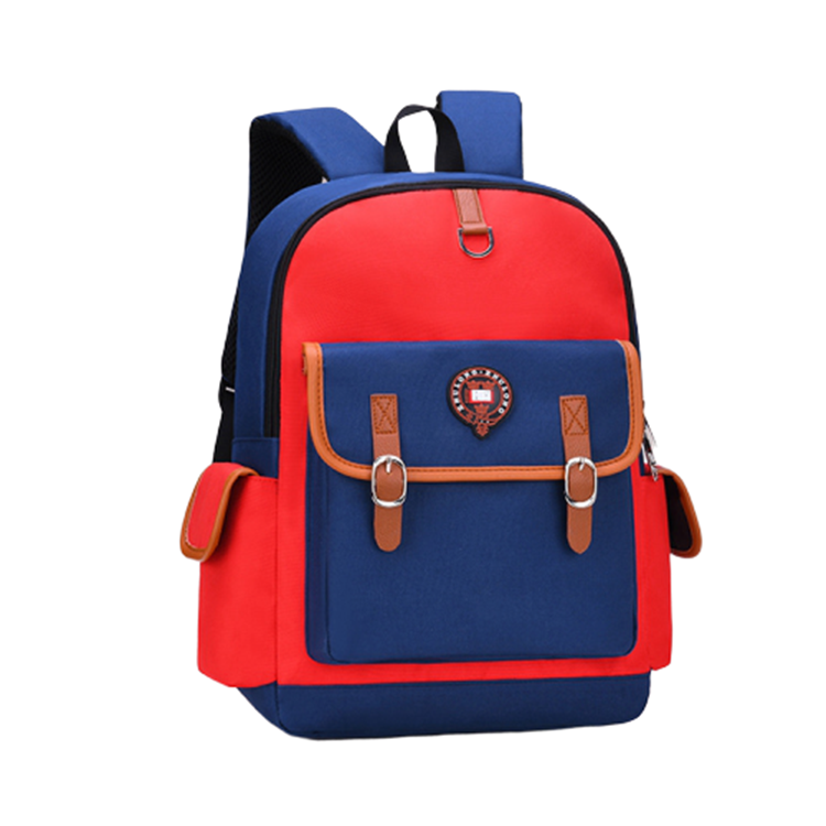 High quality waterproof students backpack protect spine school bags kids school backpack for children