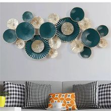 Hanging metal simple design wall decoration