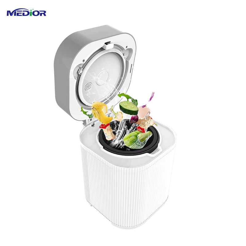 Indoor food waste recycle Household Kitchen Food waste composting machine garbage disposal