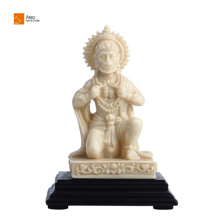 Lord hanuman/Decorative monkey god idol handmade hindu deities statues