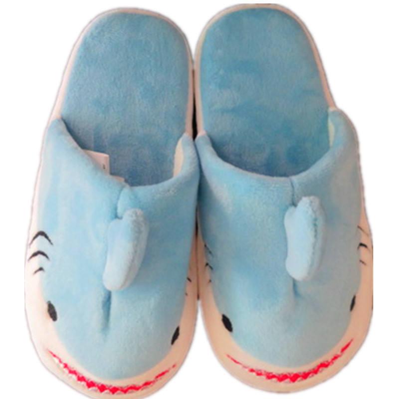 Funny Shark with sharp teeth Summer Slide Slippers For Men Women Kid Indoor Open-Toe Sandal Shoes