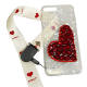 Phone Case EBay Hot Sale Red Love Phone Case Marble Pattern Phone Case For Girl