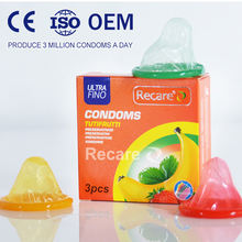 Factory price OEM&ODM condom with CE, ISO, SABS, FSC-manufacturer-Plain, Ribbed, Dotted, Ultra thin, Fruit/Color and Delay