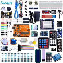 Diy electronics student components uno r3 starter kit for arduino
