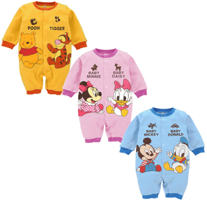 Baby Strampler Baby Boy Kleidung Minnie Baby Mädchen Kleidung Kinder Outfits Neue Mode Infant Overall Roupas Bebes