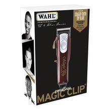 Safe and reliable WAHL 5-STAR MAGIC CLIP CORDLESS