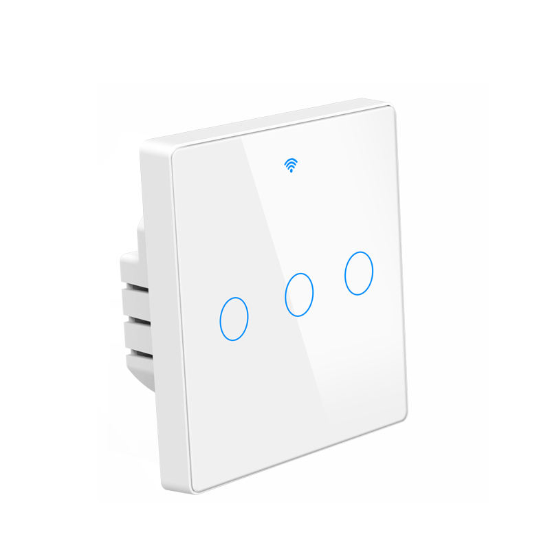 3 gang WIFI Light touch Switch
