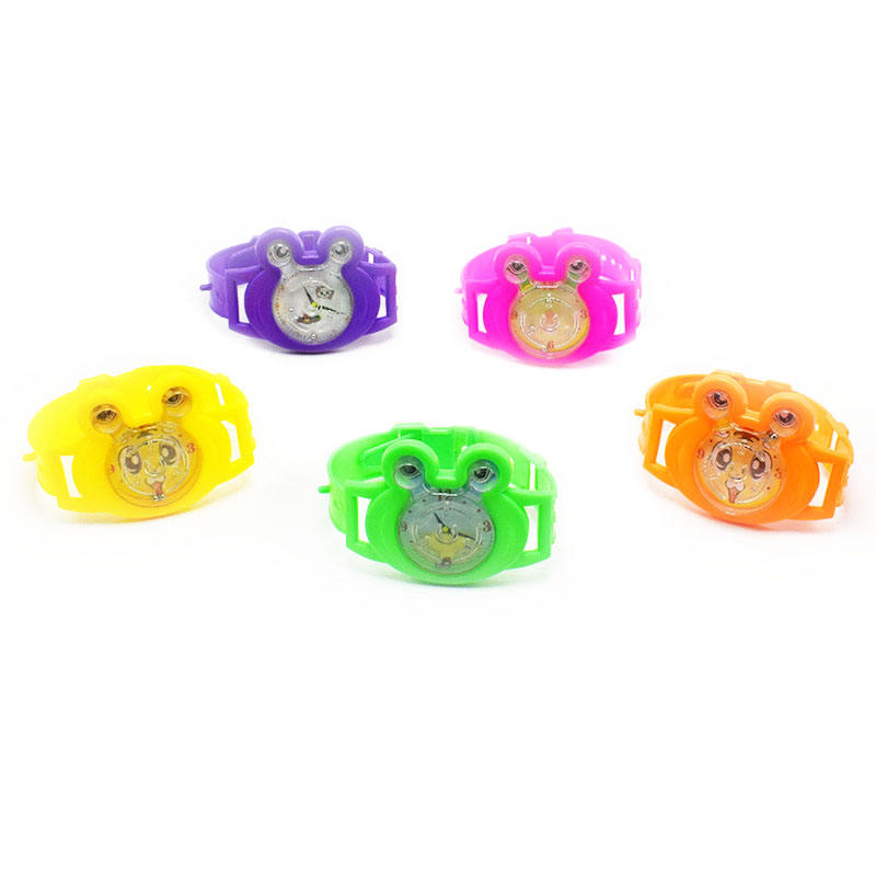 LN136 Hot Sale Product Mini Cheap Plastic Watch Toy Children's Puzzle Watch Toy for Kid