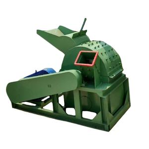 New fashion mobile wood crusher pulverizer sawdust machine
