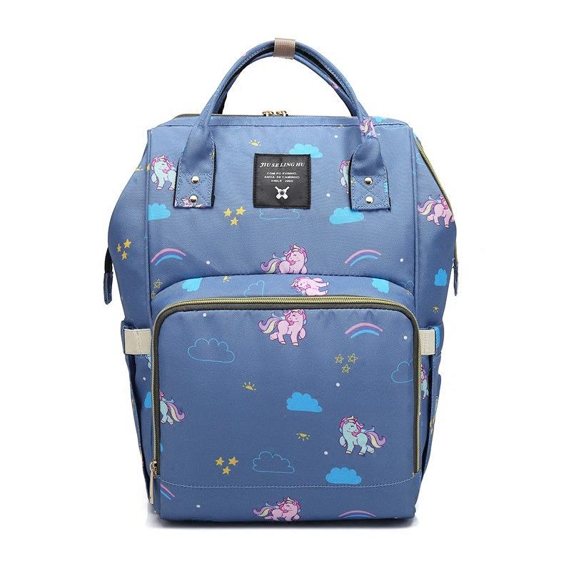 Customized new mummy mammy bag multifunctional mother care bag fashion baby babe infant mama momma mum diaper backpack mom bag