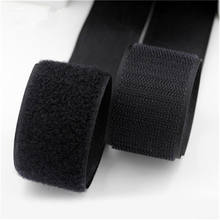 5000 TIMES OEKO-TEX 100 HOOK AND LOOP FACTORY DIRECT SALE, 100%NYLON A GRADE HOOK AND LOOP FASTENER TAPE,BLACK AND WHITE COLORS