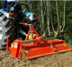 used mini articulated tractors with tracks pto rotary tiller cultivator rotovator