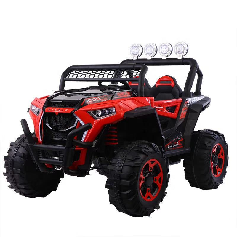 Kids Ride On ATV 4 Wheels Quad with Spring Suspension Electric Toy